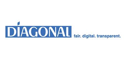 Bild des Diagonal Logos