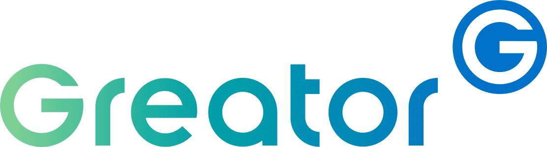 Bild des Greator Logos