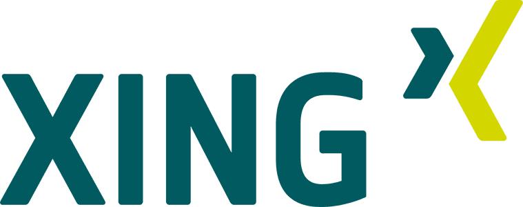 Bild des xing Logos